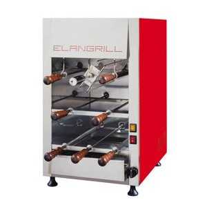 Churrasco Grill type CP8