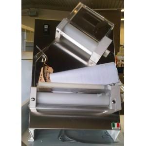 Pizzaroller 140-290 mm RVS (60565)