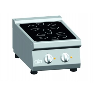 Kooktafel ATA keramisch 2-zones tafelmodel