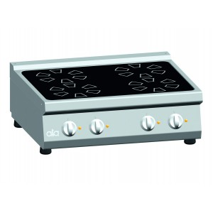 Kooktafel ATA keramisch 4-zones tafelmodel