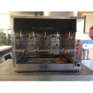 Churrasco grill Elangrill CM9 gas