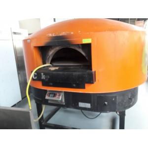 Pizza-oven Forni Ceky dia 120 cm, oranje, occasion
