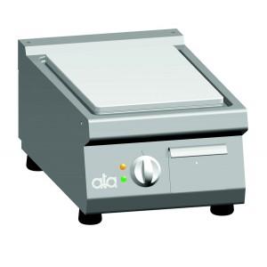 Bakplaat (glad) elektrisch ATA enkel tafelmodel