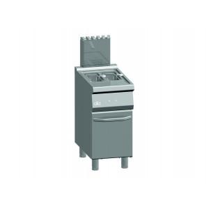 ATA friteuse op gas 7+7 liter