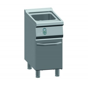 ATA friteuse elektrisch 15 liter - elektrische regelaar
