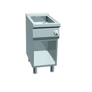 ATA braadslede elektrisch - 12 liter + open onderstel