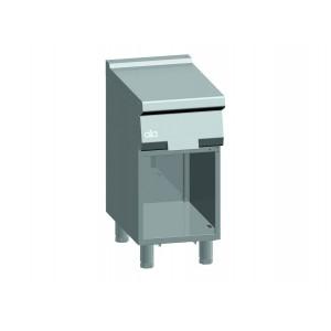 ATA neutraal element 400 + open onderstel met lade