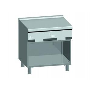 ATA neutraal element 800 + open onderstel en 2 laden