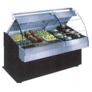 Counter Top Fri-Jado HD 3/2 SS (warm)
