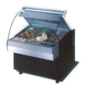 Counter Top Fri-Jado HD self-service (warm)