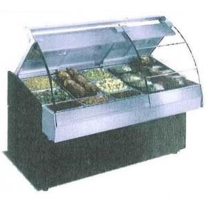 Counter Top Fri-Jado HD 3/3 SS (warm)