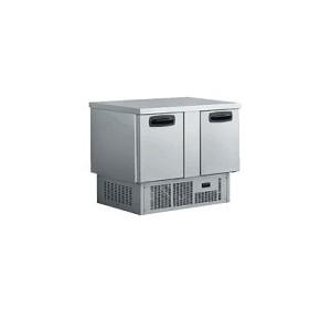Koelwerkbank Inomak 2-deurs (onderbouw compressor)