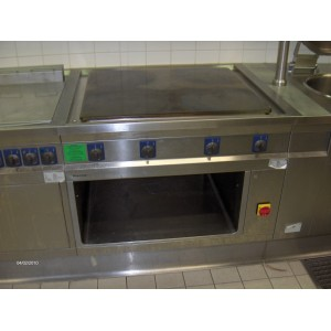 Doorkookplaat Electrolux Therma