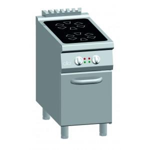 Kooktafel ATA inductie 2-zones + deur